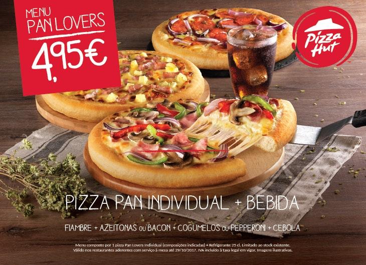 Nova campanha de Pan Lovers