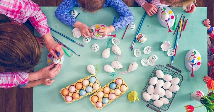 Esta Páscoa traz ainda mais diversão às crianças com a McDonald's!