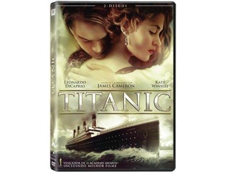 Titanic - Edição Especial, 7,99€, na Worten
