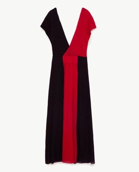 Vestido Zara, 49,95€