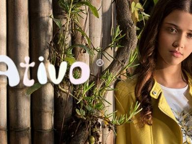 Ativo Kids: a moda infantil e juvenil tem uma nova morada