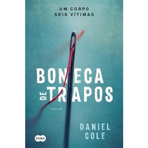 """Boneca de Trapos"" de Daniel Cole, 19,90€,"