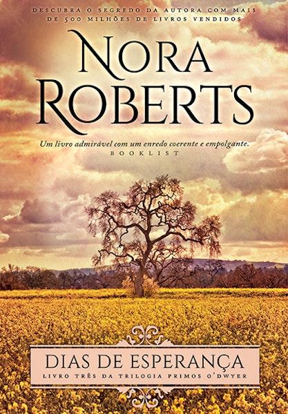 """""""Dias de Esperança"""" de Nora Roberts, 17,70€,"""