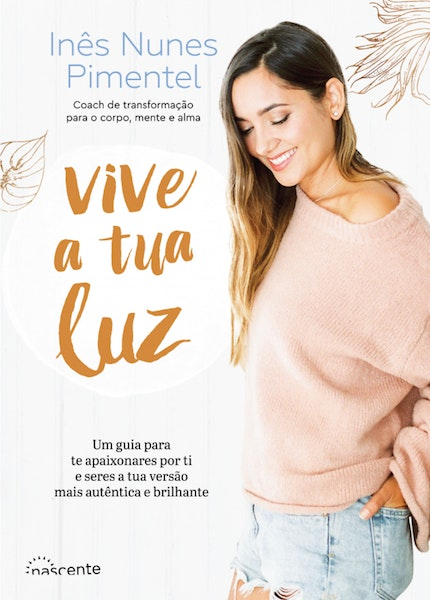"""Vive a Tua Luz"" de Inês Nunes Pimentel, 18,79€,"