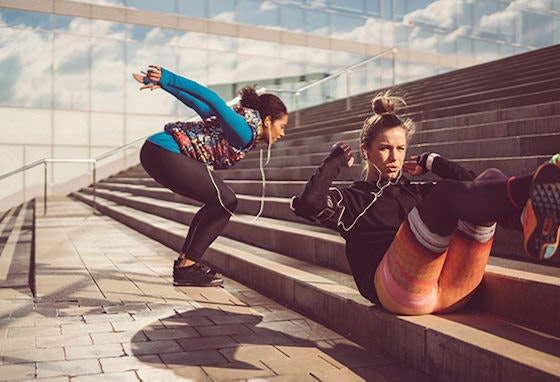 Dia mundial da actividade física