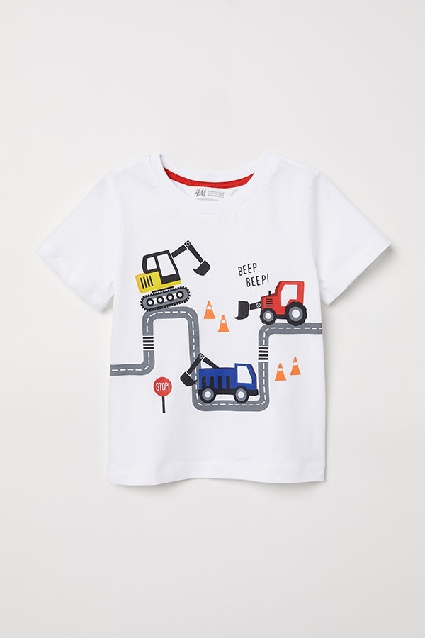 T-shirt H&M, 4,99€