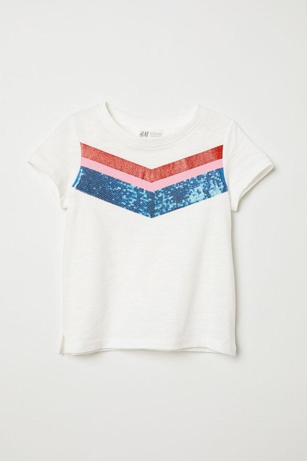 T-shirt H&M, 7,99€