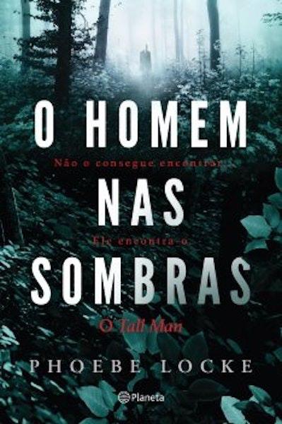 """O Homem nas Sombras"", de Phoebe Locke, 18,85€"
