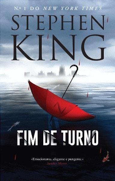 """""""Fim de Turno"""", de Stephen King, 18,80€"""