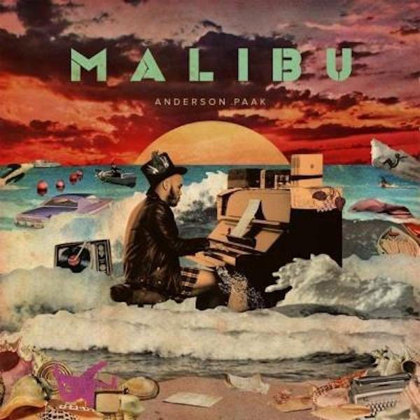 """""""Malibu"""", de Anderson .Paak, 21,90€"""