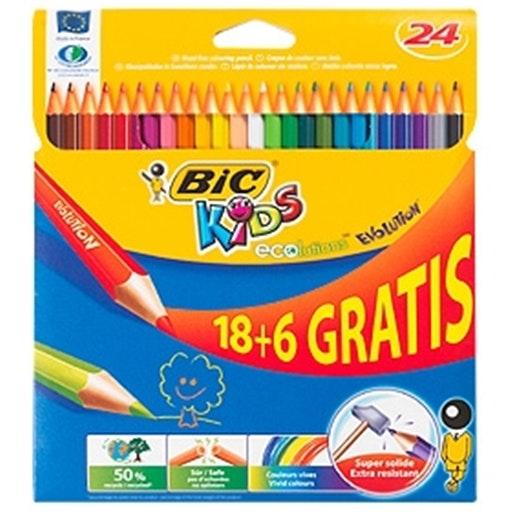 Lápis de cor, Continente, 2,99€