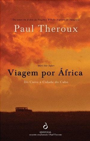 """""""Viagem por África"""" de Paul Theroux, 18,80€"""