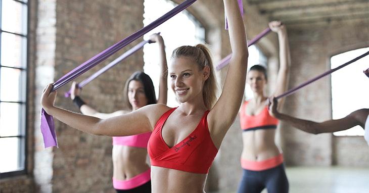 Get fit com a Solinca!