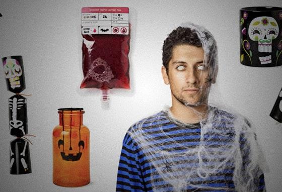 Halloween: 20 kits por menos de 3€ na Tiger