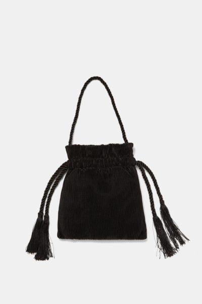 Mala plissada, Zara, 19,95€