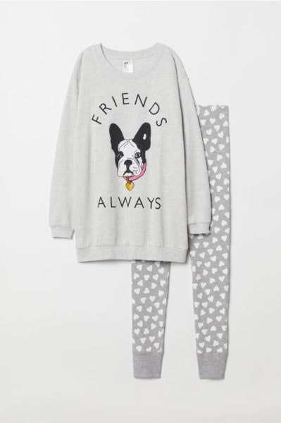 Pijama, H&M, 19,99€