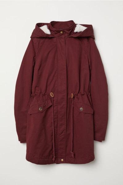 Parka, H&M, 39,99€