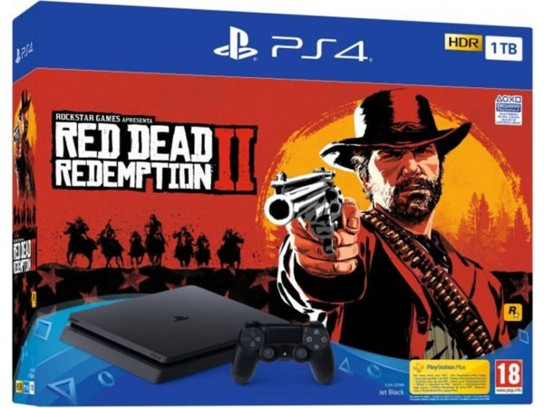 PS4 Red Dead Redemption II, 349,99€, na Worten