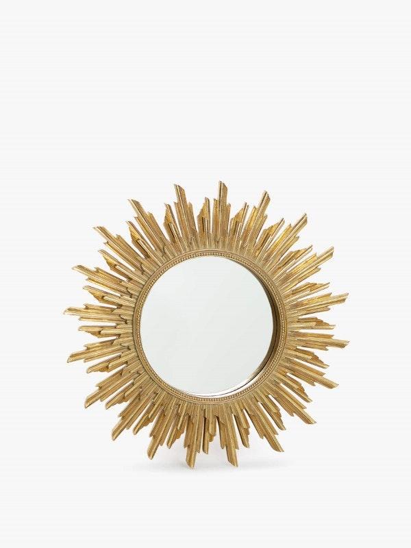 Espelho em forma de sol, Zara Home, 29,29€