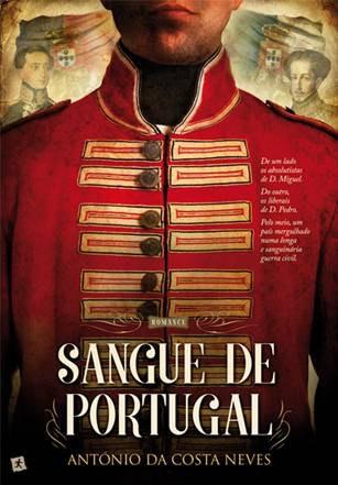 """""""Sangue de Portugal"""", de António da Costa Neves, 18,80€"""