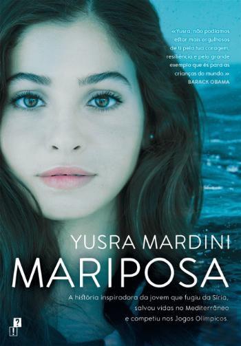 """""""Mariposa"""", de Yusra Mardini, 14,99€"""