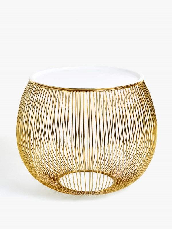 Mesa auxiliar, Zara Home, 99,99€