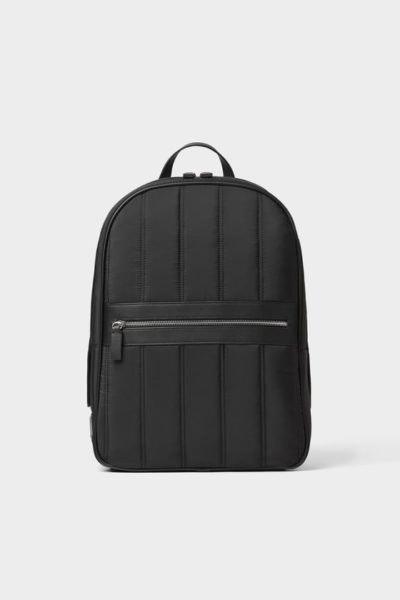 O trabalho requer andar sempre com muita coisa atrás? Uma mochila nova pode ir mesmo a calhar!  Zara, 39,95€