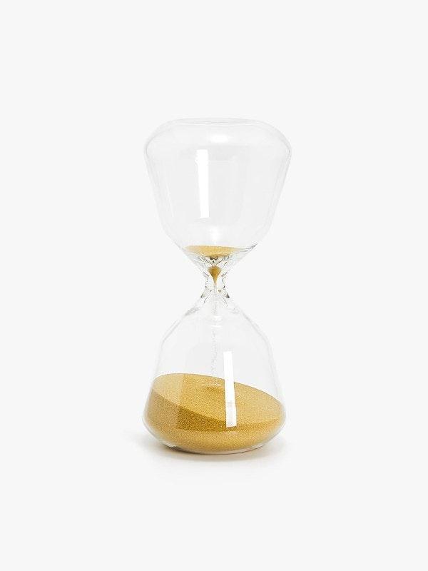 Relógio de Areia, Zara Home, 19,99€