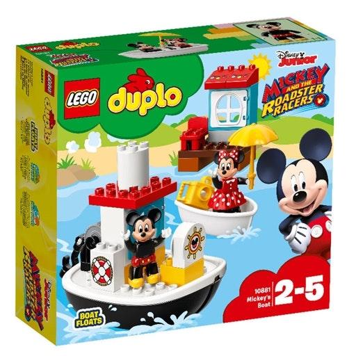 Barco Mickey, Continente, 29,99€