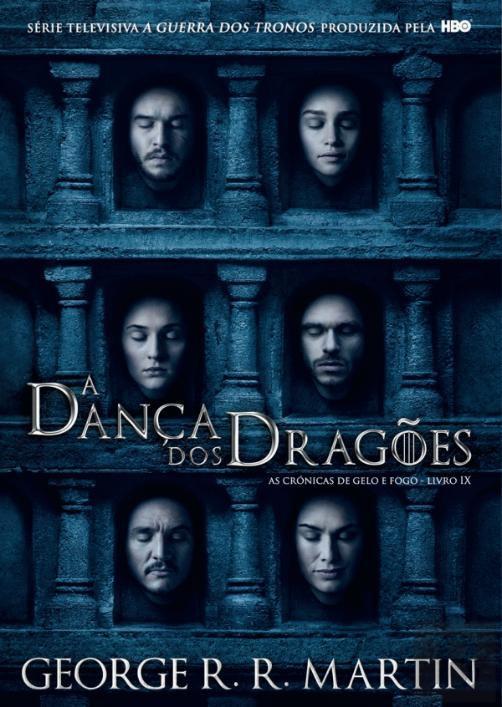 A Dança dos Dragões - Livro Nove, Bertrand, 19,03€