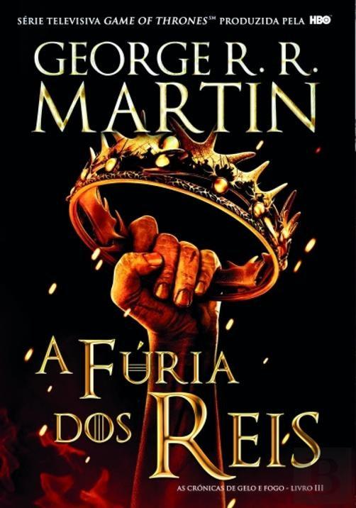 A Fúria dos Reis - Livro Três, Bertrand, 19,03€