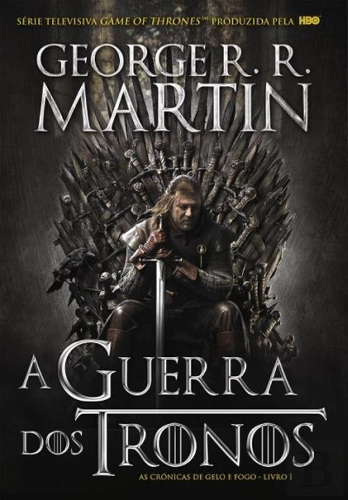 A Guerra dos Tronos - Livro Um, Bertrand, 19,03€