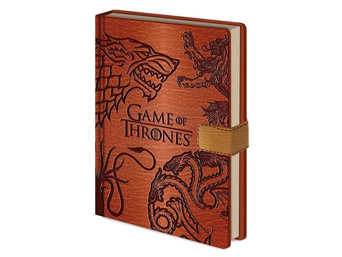 Caderno PYRAMID A5 Game of Thrones, Worten, 18,39€