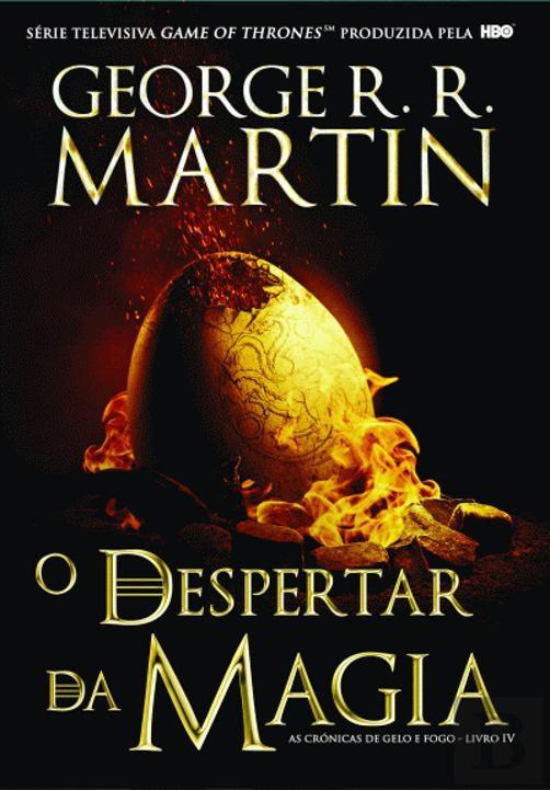 O Despertar da Magia - Livro Quatro, Bertrand, 19,03€
