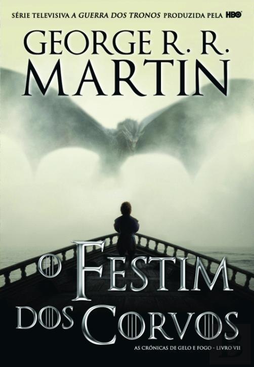 O Festim dos Corvos - Livro Sete, Bertrand, 19,03€