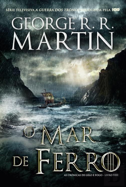 O Mar de Ferro - Livro Oito, Bertrand, 19,03€