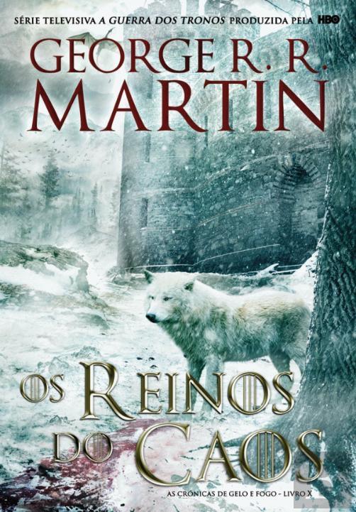 Os Reinos do Caos - Livro Dez, Bertrand, 19,03€