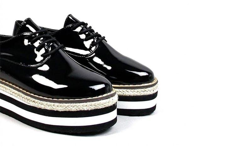 Los zapatos de charol del momento