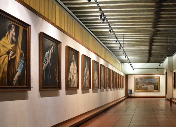 Colección del Museo del Greco
