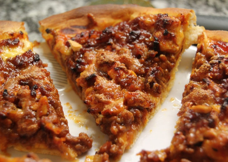 6 formas de hacer pizzas caseras con pan de pita