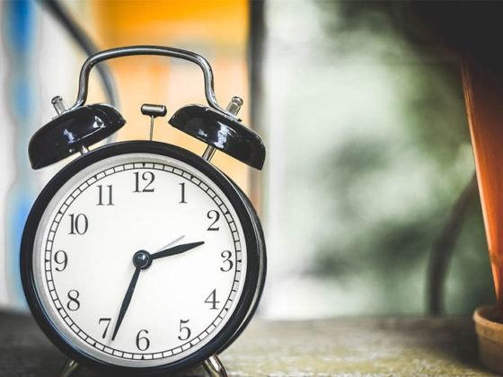 cómo ser puntual en el trabajo