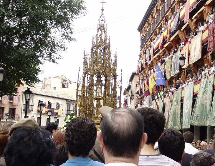 Toledo patrimonio mundial