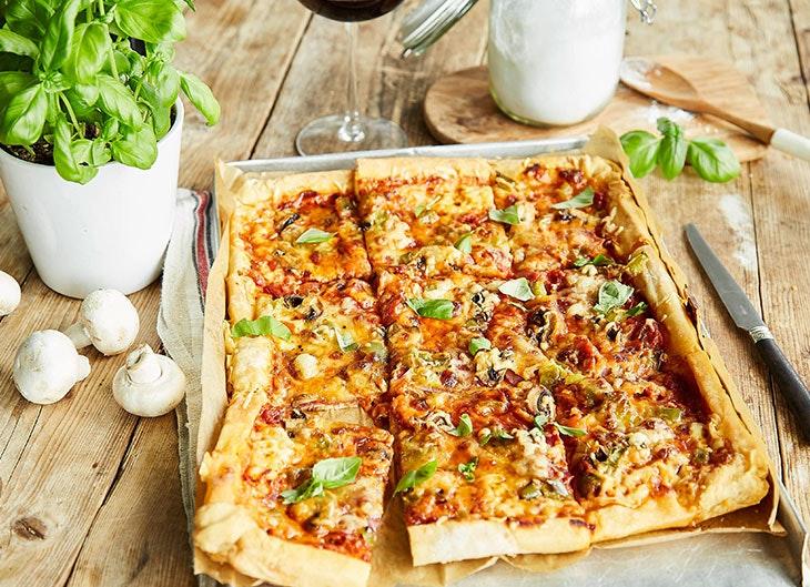 Las 5 Mejores Pizzas Caseras Cómo Hacerlas Paso A Paso