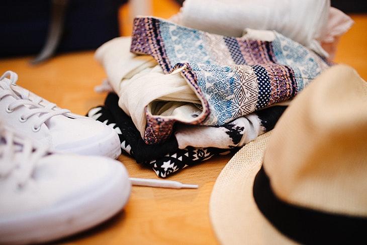 5 trucos para hacer la maleta más rápido