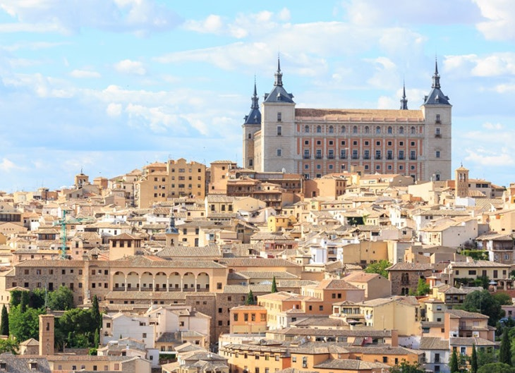 Toledo en el cine