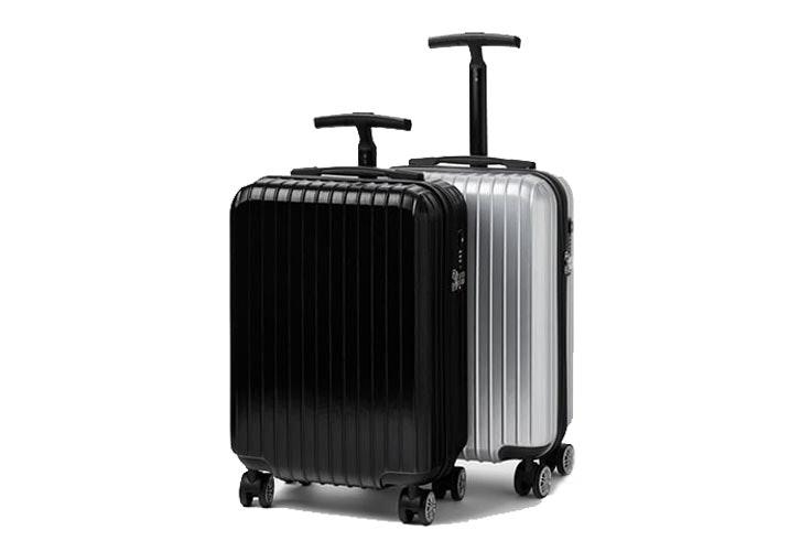 maletas de viaje de Zara