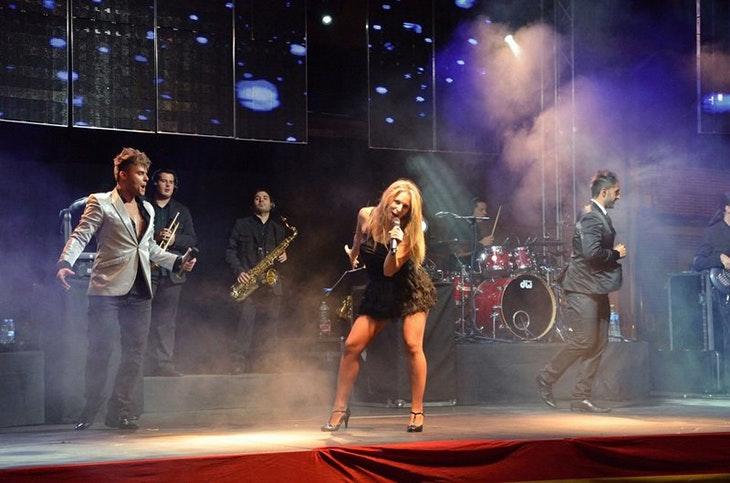 Las Fiestas de Toledo 2017 más musicales con Isla Show
