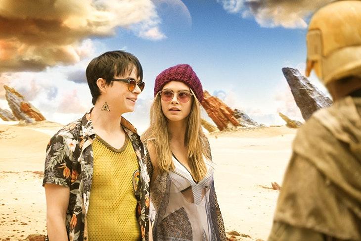 'Valerian y la ciudad de los mil planetas' en CineSur Luz del Tajo