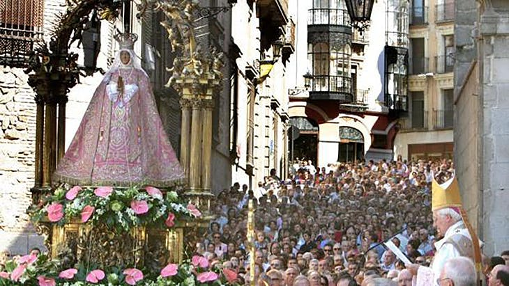Virgen del Sagrario