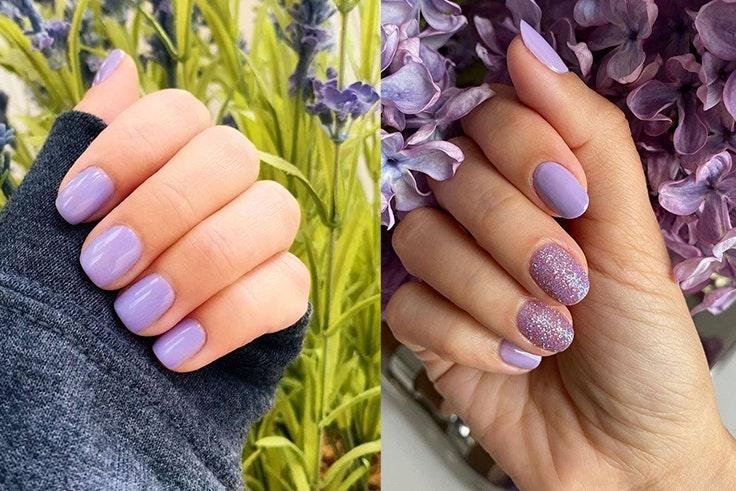 colores-de-uñas-lila
